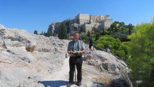 Tropienie Korzeni po Greckiej Ziemi ksiądz Romuald Brudnowski
